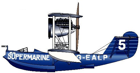 Supermarine Sea Lion I